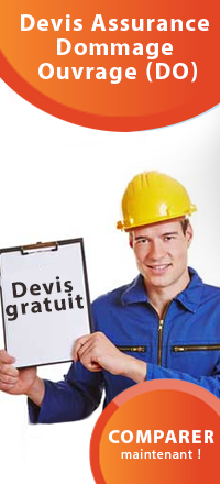 Devis Assurance Dommage Ouvrage (DO).